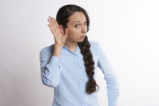 Kommunikationsregeln in der Zuhörerrolle
